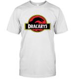 Dracarys Dragon Dinosaur Parody Funny T-Shirt