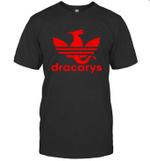Dacarys Floral Style Dragon GOT Thrones Fan Gift T-Shirt
