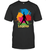 Legends Never Die Freddie Queen Music Lover Fans Mercury T-Shirt