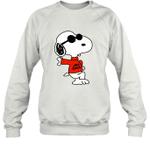 Snoopy Joe Cool Funny Dog Lover Gift For Movie Fan Sweatshirt