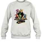 Zeldallica Zelda Link Metallica T shirt Video Game And Music True Fasn Sweatshirt