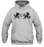 Boba Fett Storm Trooper Warriors Stars Warz Character Funny Gift Hoodie