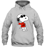 Snoopy Joe Cool Funny Dog Lover Gift For Movie Fan Hoodie