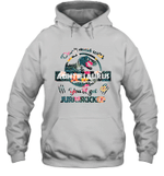 Don't Mess With Auntiesaurus You'll Get Jurasskicked Hoodie