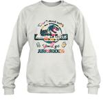 Don't Mess With Auntiesaurus You'll Get Jurasskicked Sweatshirt