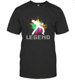Legend Freddie Queen Mercury Colorful Music Fans Never Dies T-Shirt