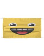 Smile Icon Emoji Mask