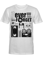 Never Forget Music Old School 80s 90s Memory