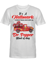 Snoopy Drives Dr Pepper Truck Its A Hallmark Christmas Movies