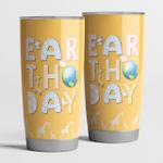 Earth Day Giraffe Lover Gift - Tumbler