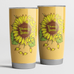 You are my sunshine tumbler