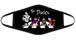 The Duck Funny Cartoon Disney Abbey Road Graphic