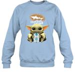 Baby Yoda Loves Dogfish Head Beer The Mandalorian Fan Sweatshirt