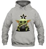 Baby Yoda Hug Vanderbilt Commodores The Mandalorian Hoodie