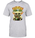 Baby Yoda Loves Sierra Nevada Beer The Mandalorian Fan T-Shirt