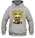 Baby Yoda Loves Sierra Nevada Beer The Mandalorian Fan Hoodie