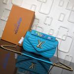 Louis Vuitton New Wave Chain Bag MM M51946