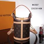 Louis Vuitton LV Duffle Bag M43587