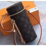 Monogram Canvas Bottle Holder Gi0398