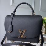 Volta Lv Flap Top Handle Bag M53771 Black 2019 Collection