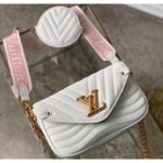 Multi Pochette New Wave Shoulder Bag M56466 White 2020 Collection