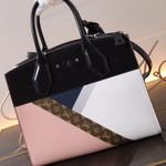 Louis Vuitton City Steamer MM Handbag M53802