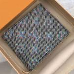 Lv Monogram Pop Slender Wallet M62294 Blue 2019 Collection