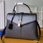Padlock Rose Des Vents Mm Top Handle Bag M53816 Black 2019 Collection