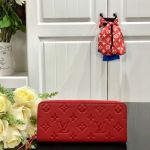 Clemence Wallet M60171-red