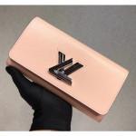 Epi Leather Twist Wallet M61178 Pink