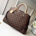 Montaigne Gm Monogram Canvas Top Handle Bag M41067 2019 Collection