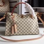 Damier Azur Canvas Lymington Tote Bag N40022 2018 Collection