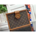 Dauphine Monogram Canvas Pouch M44178 Coffee 2019 Collection