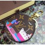 Illustre Evasion Bag Charm & Key Holder M61932