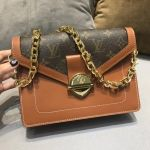 Monogram Canvas And Leather Biface Bag M44386 Cruise 2019 Collection
