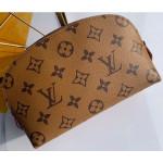 Cosmetic Pouch Pm Bag Monogram Reverse Canvas