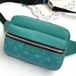 Outdoor Monogram Leather Bumbag/belt Bag M30245 Green 2019 Collection