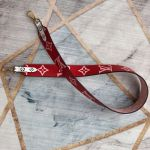 Xl Monogram Bandouliere Shoulder Strap J02442 Red/pink Collection