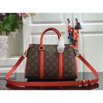 Handbag M44815 Soufflot Bb Red