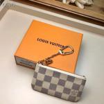 Damier Azur Canvas Pochette Cle Key Pouch N62659