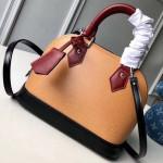 Camel Epi Leather Alma Bb Bag M51971 2018 Collection