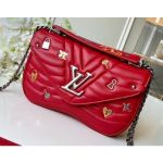 Love Lock New Wave Chain Mm Bag Red 2019