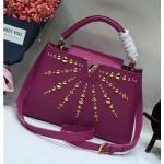 Capucines Pm Sun Sculpture Top Handle Bag M48864 Purple 2018