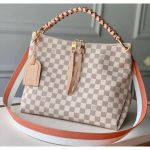 Damier Azur Canvas Beaubourg Hobo Mini Bag M55090 White 2020 Collection