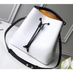 Epi Leather Neonoe Bag M53371 White 2018