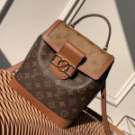 Dauphine Monogram Canvas Backpack M44589 2019 Collection