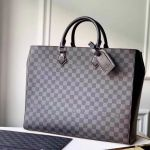 Men's Grand Sac Tote Damier Graphite Canvas N44733 2019 Collection