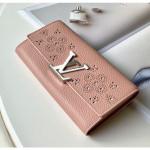 Capucines Wallet M62556 Pink