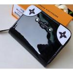 Vernis Miroir Patent Leather Zippy Venice Coin Purse M67665 Black 2019