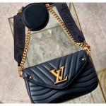 Multi Pochette New Wave Shoulder Bag M56461 Black 2020 Collection